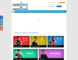 careerfutura.com screenshot