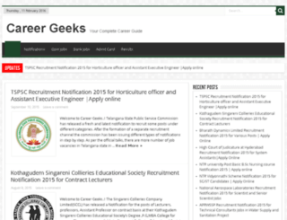 careergeeks.in screenshot
