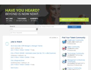careermag.com screenshot