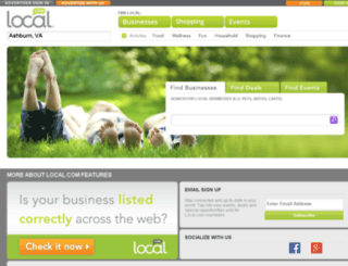 careerpad.local.com screenshot