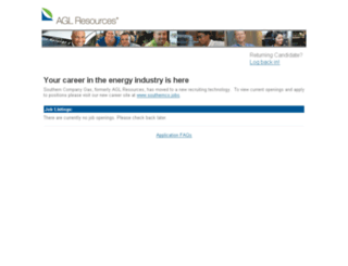 careers-aglresources.icims.com screenshot