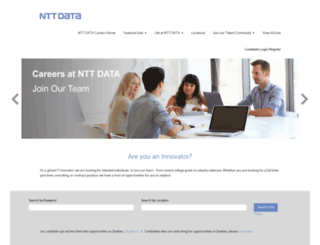 careers-nttdata.icims.com screenshot