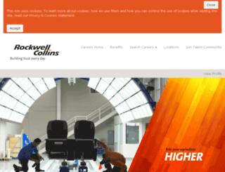 careers.beaerospace.com screenshot