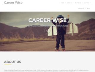 careers.com.au screenshot