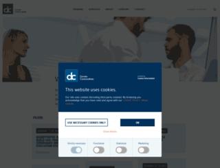 careers.danskecommodities.com screenshot