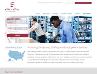 careers.elitestaffinginc.com screenshot