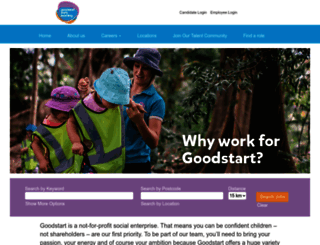 careers.goodstart.org.au screenshot