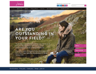 careers.joules.com screenshot