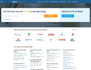 careers.keppelland.com.vn screenshot