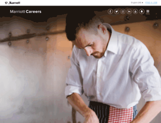 careers.marriott.co.uk screenshot