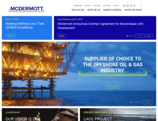 careers.mcdermott.com screenshot