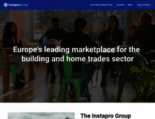 careers.mybuilder.com screenshot
