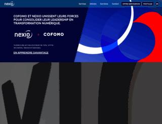 careers.nexio.com screenshot
