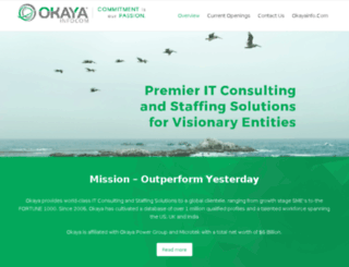 careers.okayainfo.com screenshot