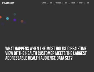 careers.pulsepoint.com screenshot