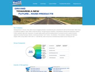 careers.ranegroup.com screenshot