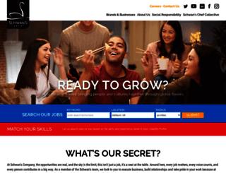 careers.schwansjobs.com screenshot