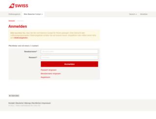 careers.swiss.com screenshot