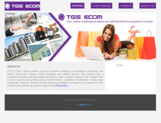 careers.tgsecom.com screenshot