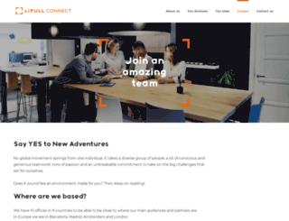 careers.trovit.com screenshot