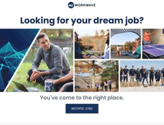 careers.workwave.com screenshot