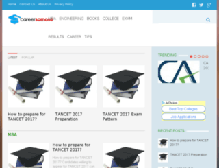careersamosa.com screenshot