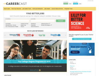 careershome.vindy.com screenshot