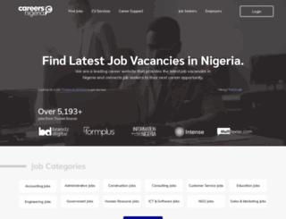 careersnigeria.com screenshot