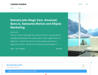 careersnigeria.net screenshot