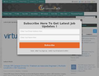 careerspath.org screenshot