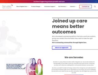 careervision.co.uk screenshot