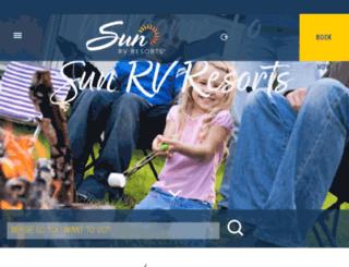 carefreervresorts.com screenshot