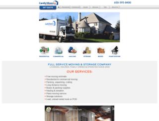 carefulmovers1.com screenshot