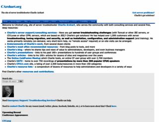 carehart.org screenshot