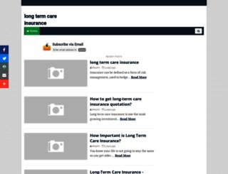 careinsurancecompany.blogspot.in screenshot