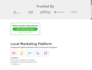 caremanager.findlocation.com screenshot