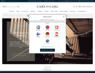 careofcarl.com screenshot