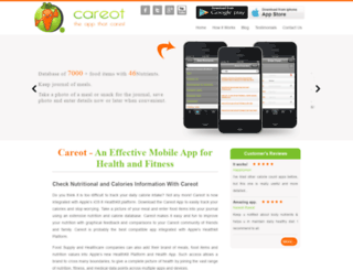 careot.net screenshot