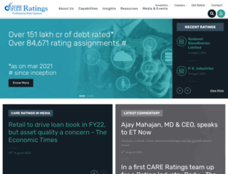 careratings.com screenshot