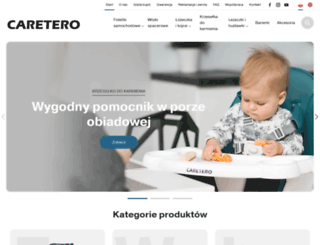 caretero.pl screenshot