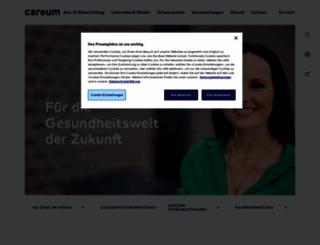 careum.ch screenshot