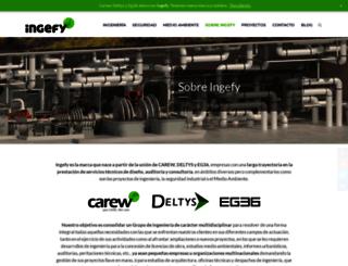 carew.es screenshot