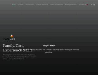carewell-service.com screenshot
