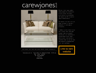 carewjones.co.uk screenshot