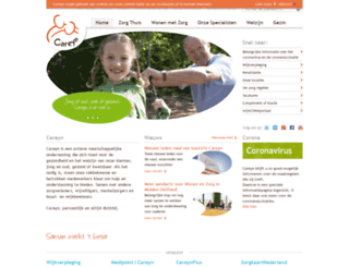 careyn.nl screenshot