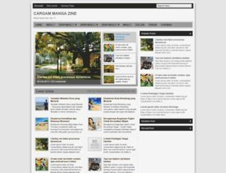 cargam-mangazine.blogspot.com.au screenshot