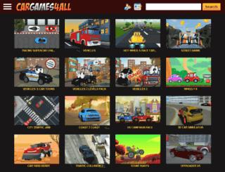 cargames4all.com screenshot