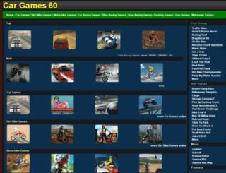 cargames60.com screenshot