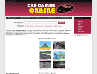 cargamesonline.us screenshot
