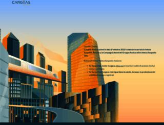cargeas.it screenshot